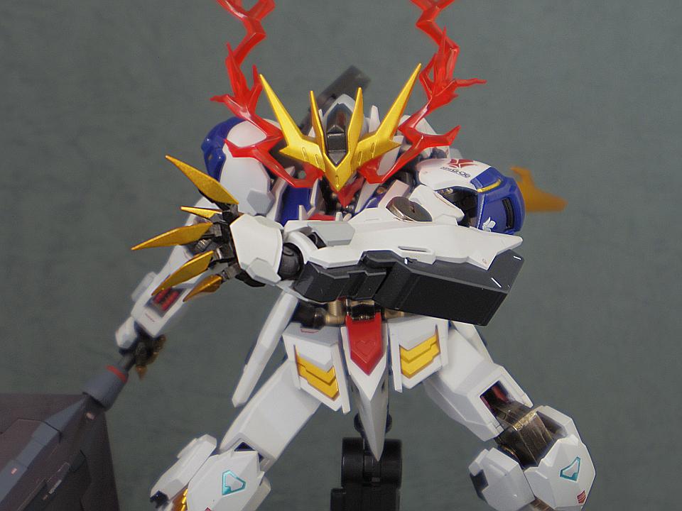 METAL ROBOT魂 バルバトスルプスレクス98