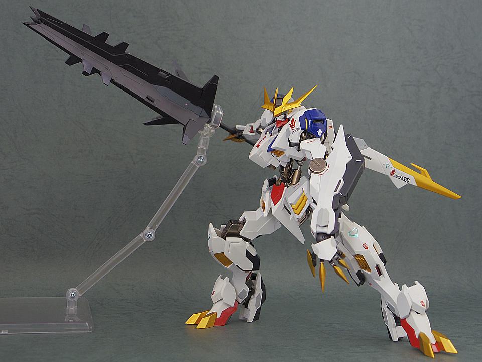 METAL ROBOT魂 バルバトスルプスレクス87