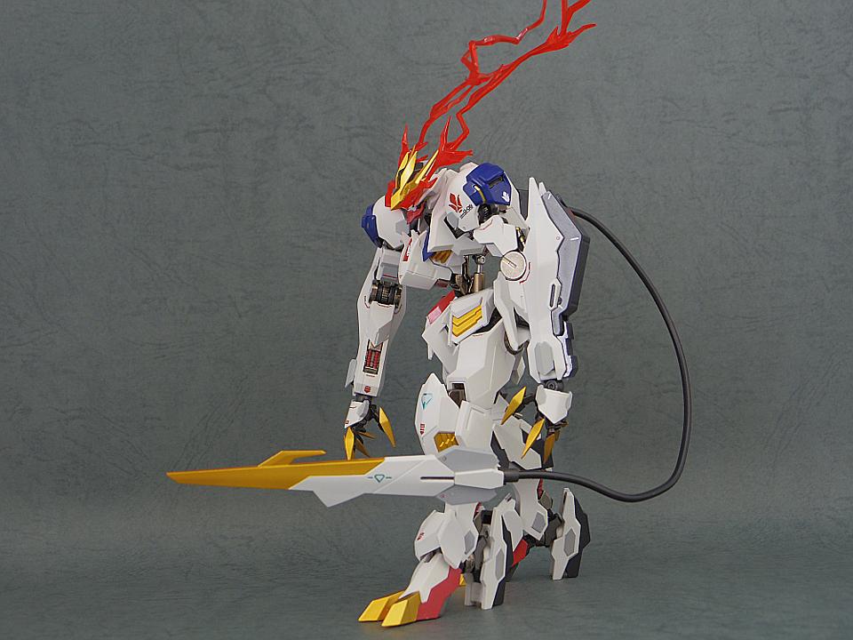 METAL ROBOT魂 バルバトスルプスレクス101