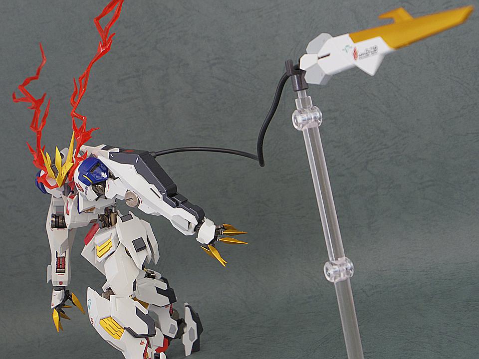 METAL ROBOT魂 バルバトスルプスレクス103