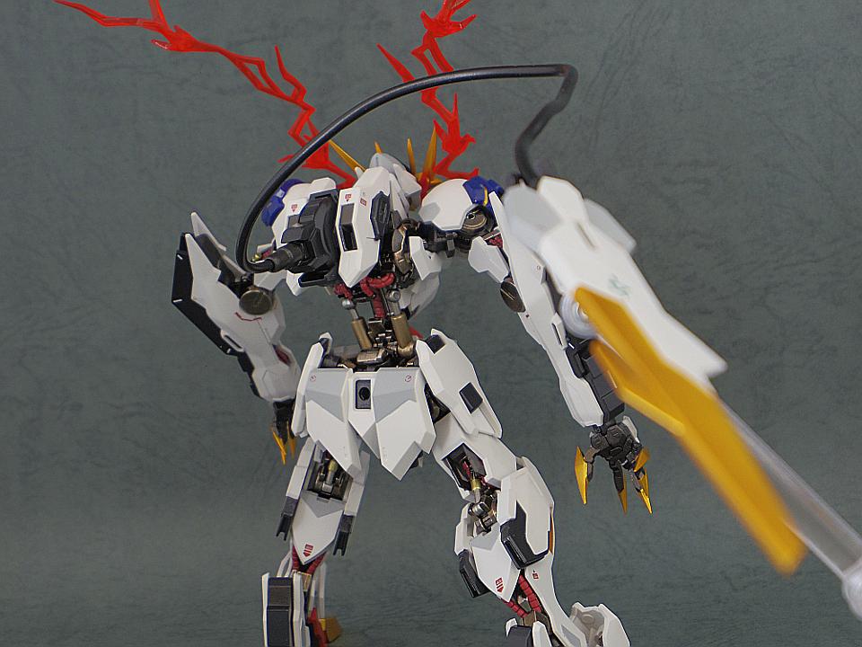 METAL ROBOT魂 バルバトスルプスレクス104