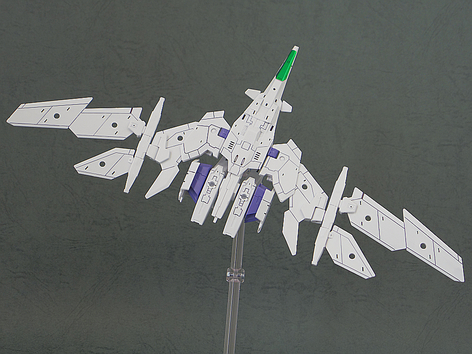 30MM エグザビークル エアファイター40