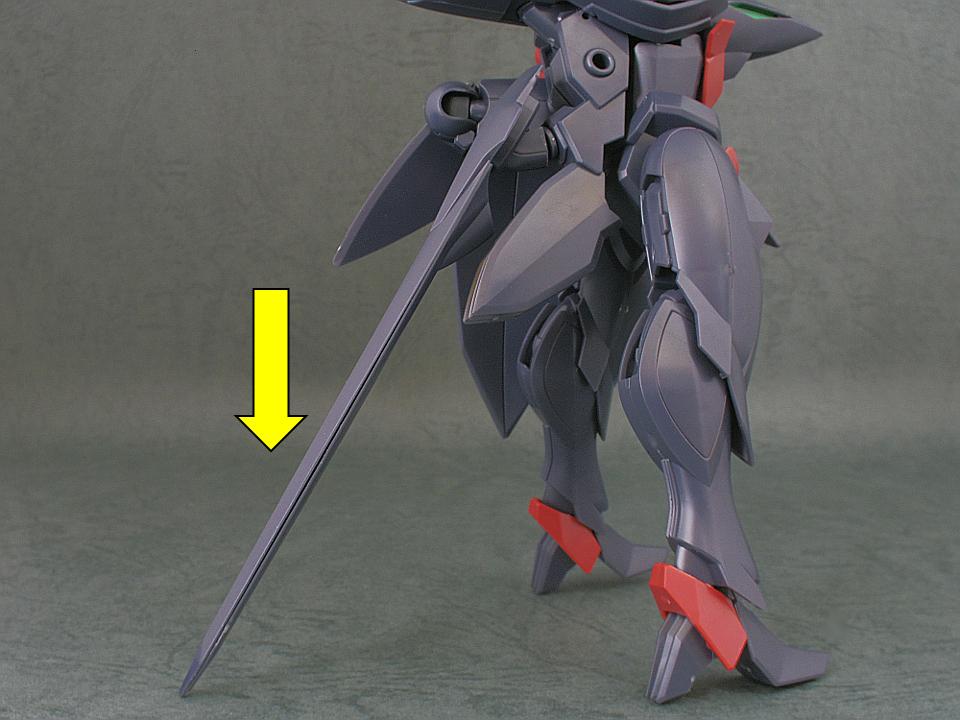 HG ゼダスR19