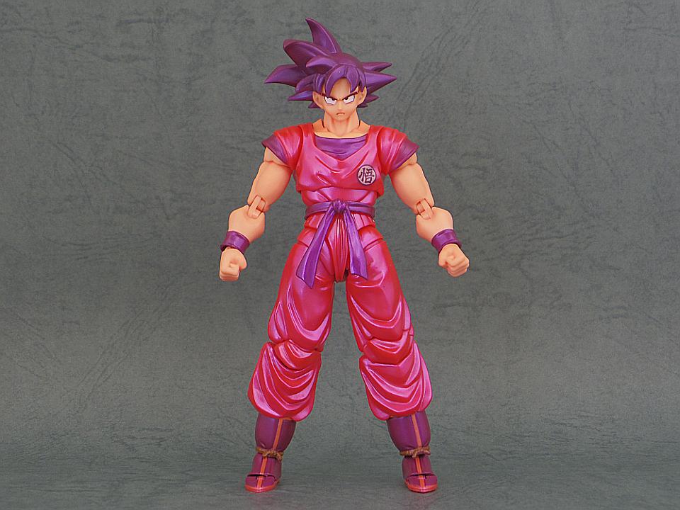 SHF 悟空 界王拳9