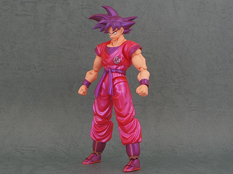 SHF 悟空 界王拳10