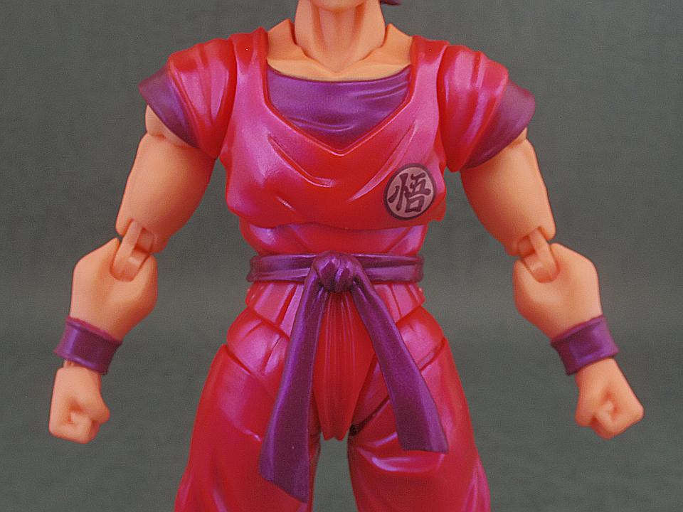 SHF 悟空 界王拳25