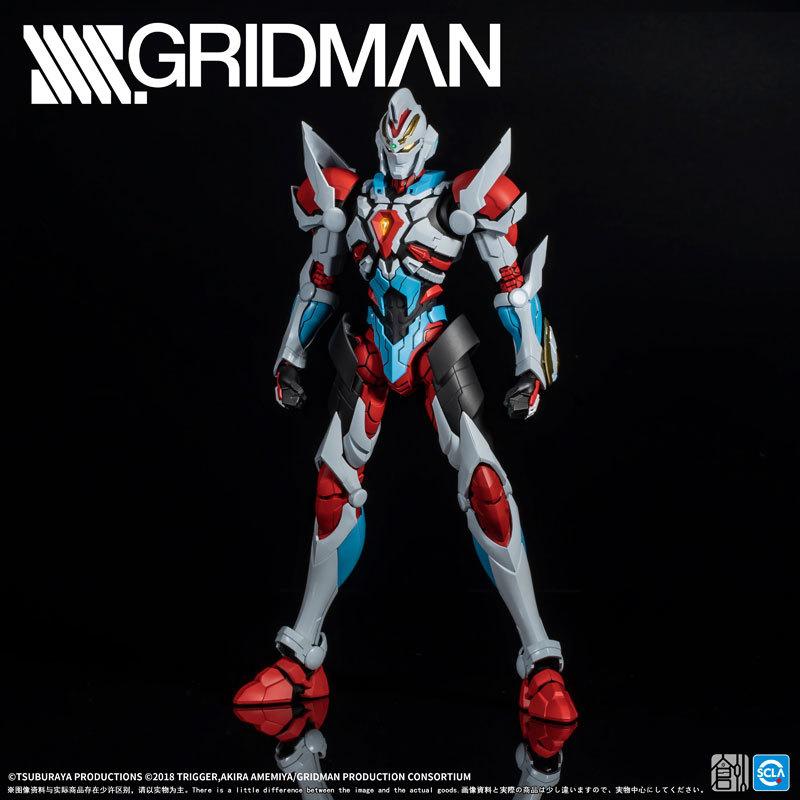 GRIDMAN グリッドマン プラモデルTOY-RBT-5455_01