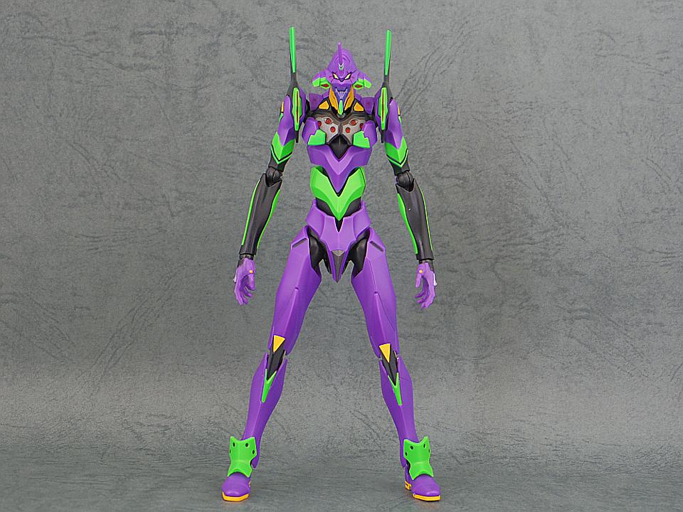 ROBOT魂 初号機リニューアル版4