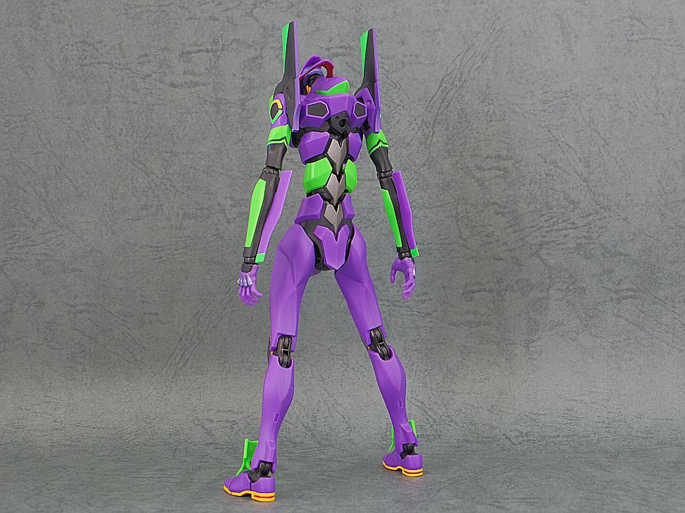 ROBOT魂 初号機リニューアル版7