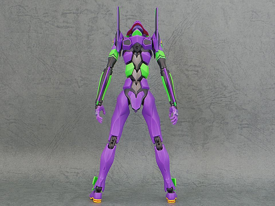 ROBOT魂 初号機リニューアル版8