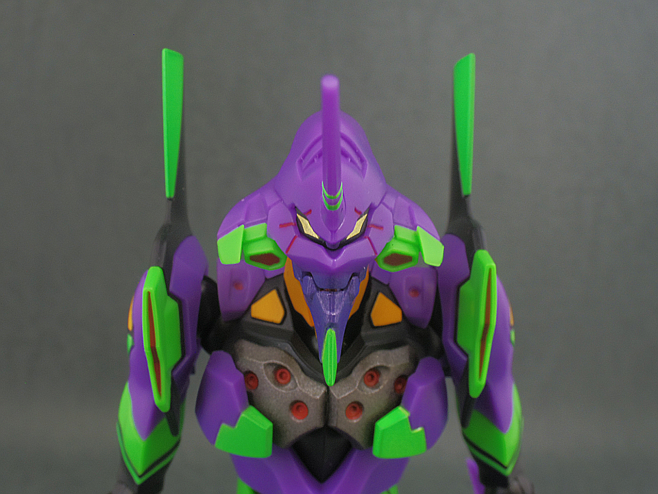 ROBOT魂 初号機リニューアル版10
