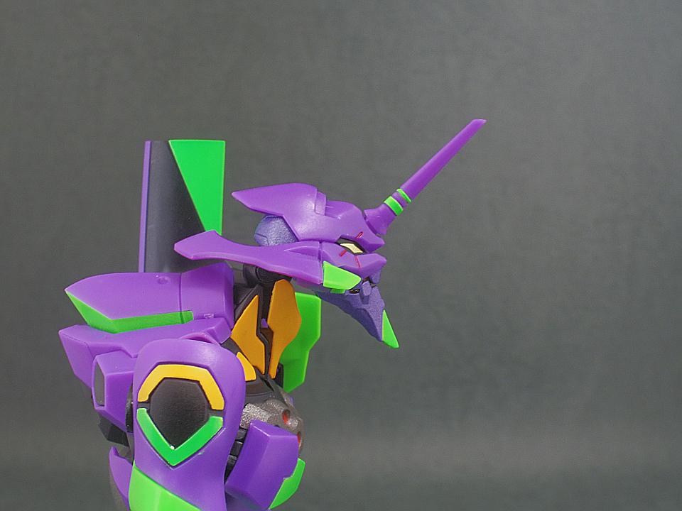 ROBOT魂 初号機リニューアル版11