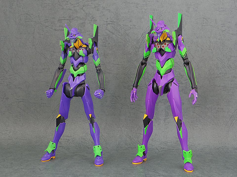ROBOT魂 初号機リニューアル版9