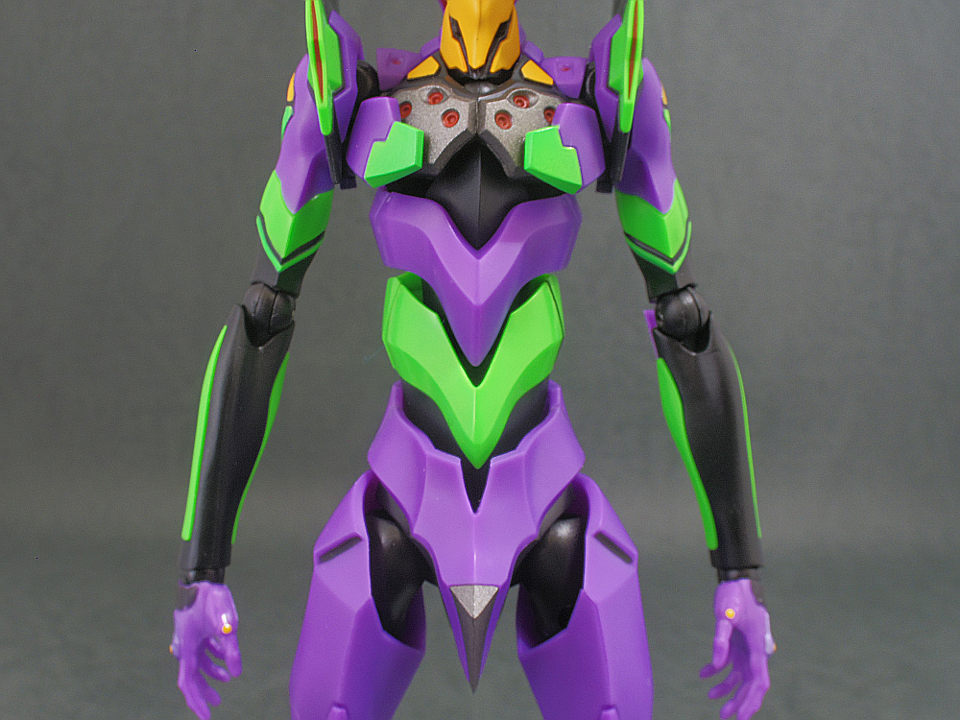 ROBOT魂 初号機リニューアル版14