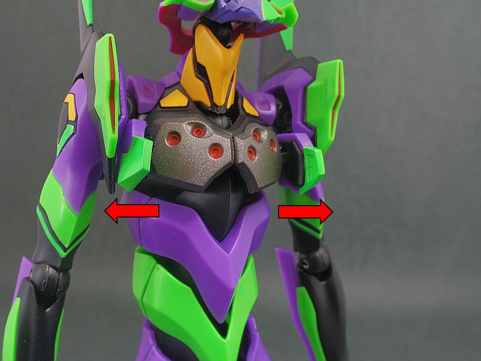 ROBOT魂 初号機リニューアル版15