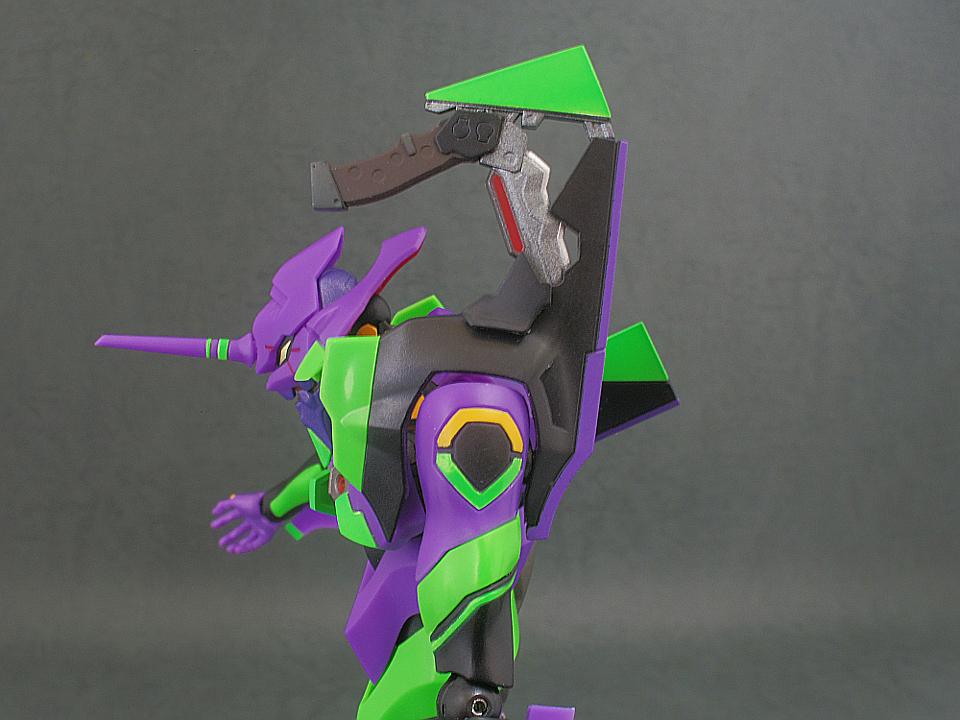 ROBOT魂 初号機リニューアル版33