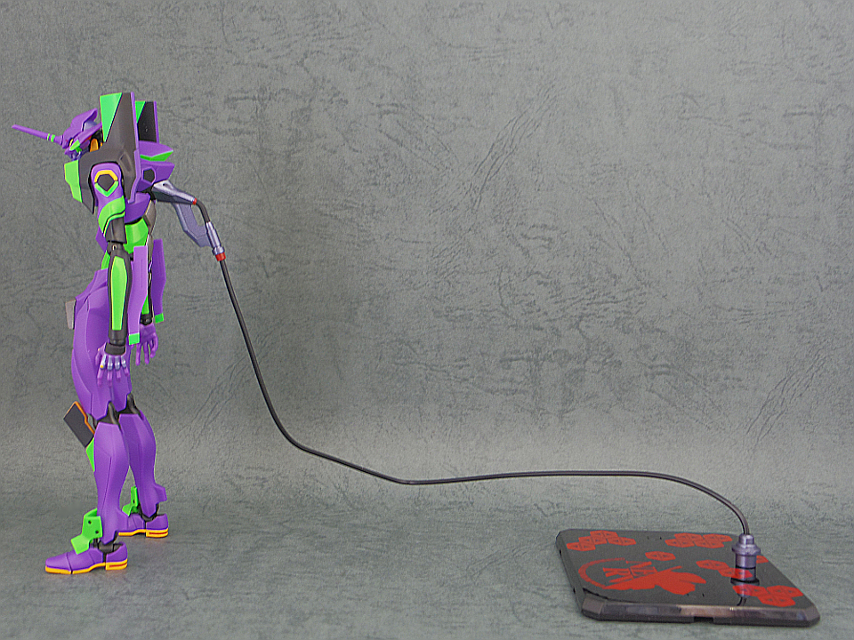 ROBOT魂 初号機リニューアル版34