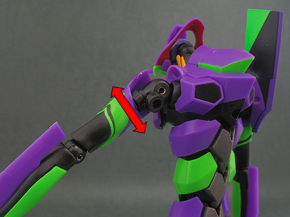 ROBOT魂 初号機リニューアル版21
