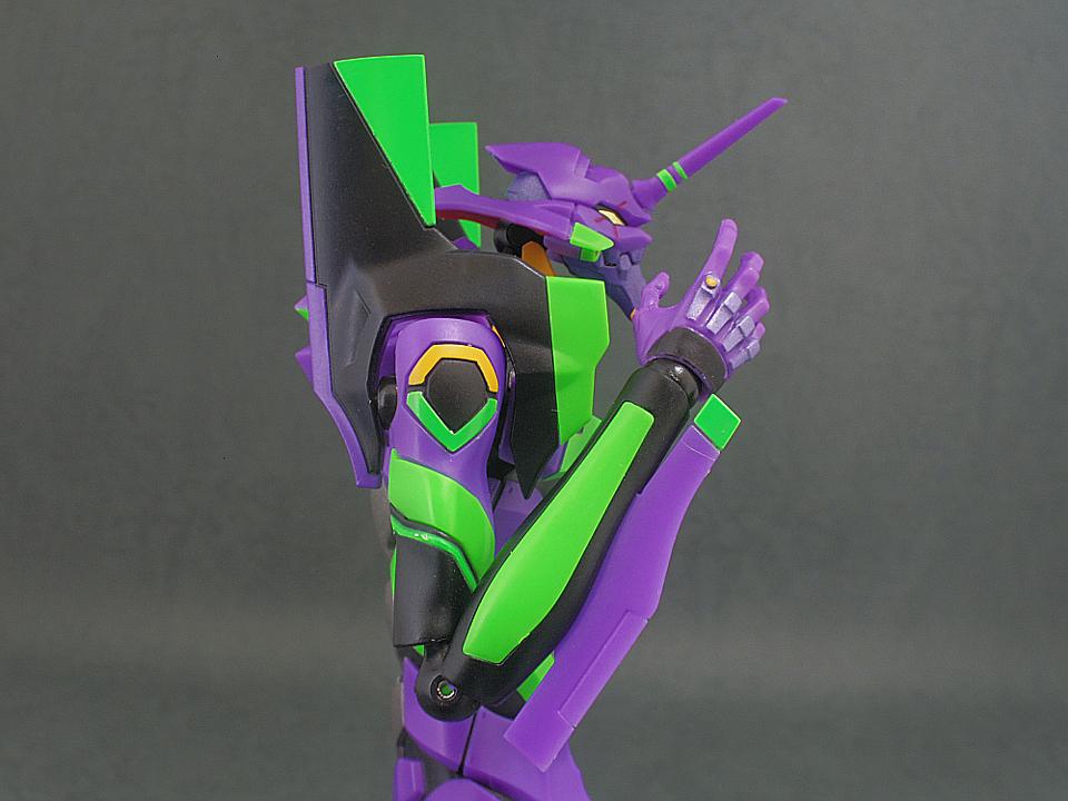 ROBOT魂 初号機リニューアル版23