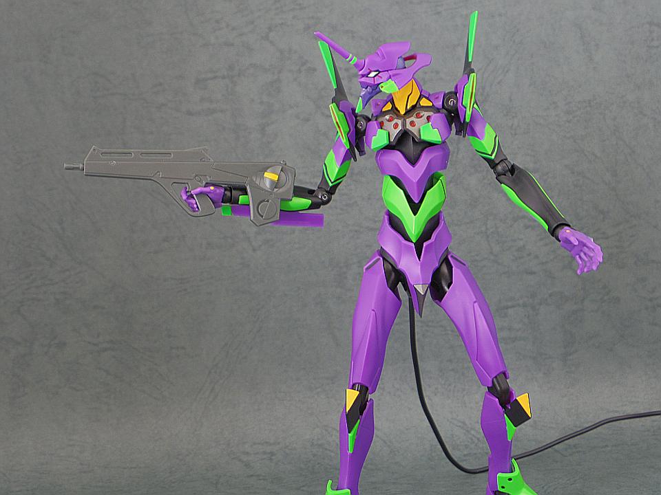 ROBOT魂 初号機リニューアル版54
