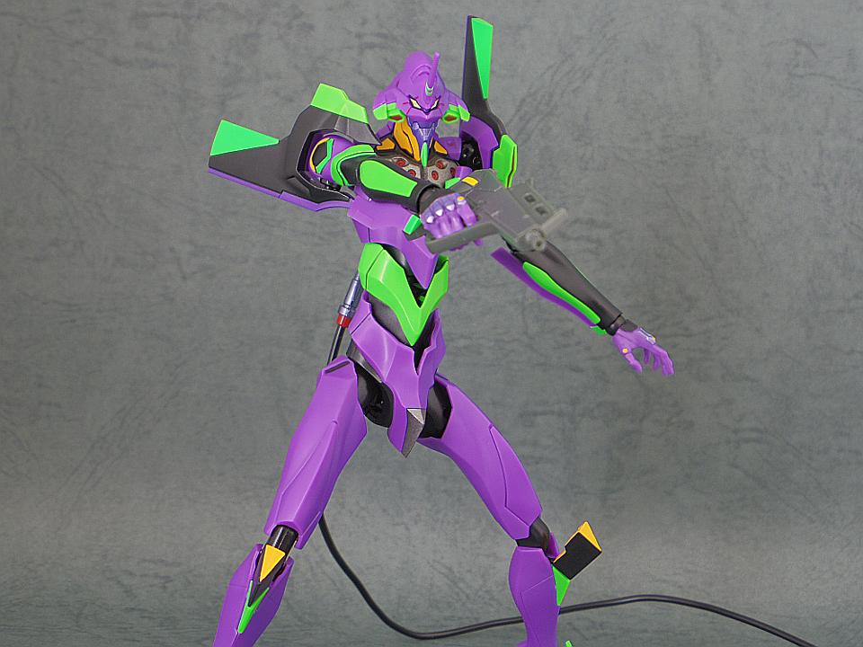 ROBOT魂 初号機リニューアル版55