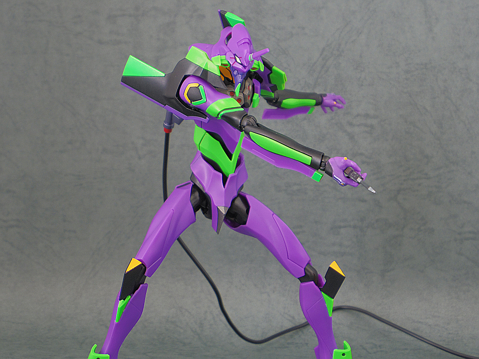 ROBOT魂 初号機リニューアル版58