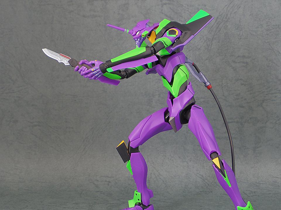 ROBOT魂 初号機リニューアル版59
