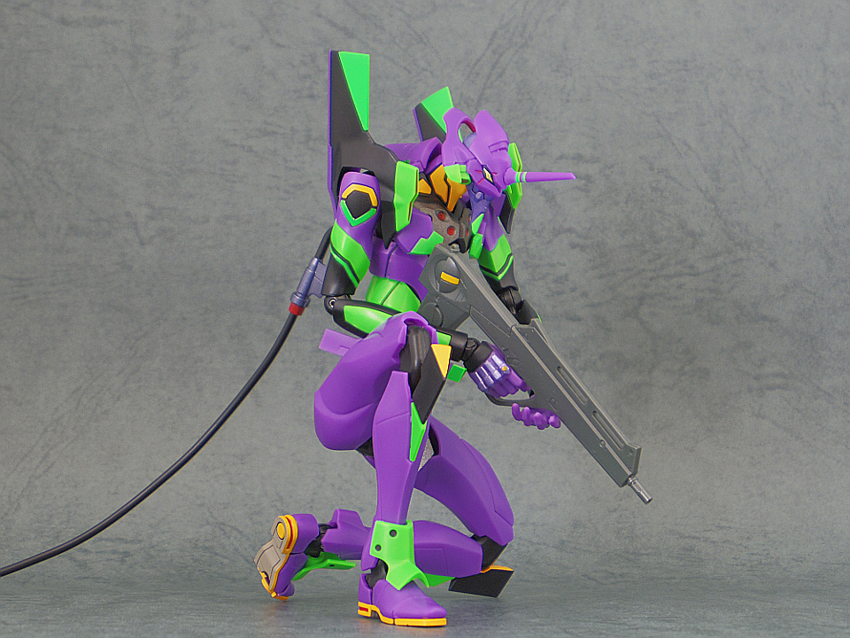 ROBOT魂 初号機リニューアル版51