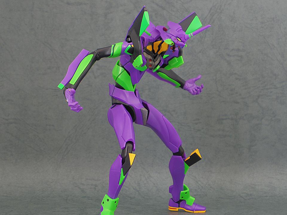 ROBOT魂 初号機リニューアル版66