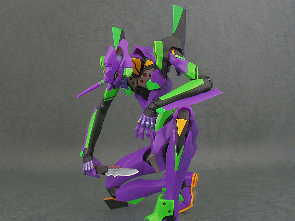 ROBOT魂 初号機リニューアル版70