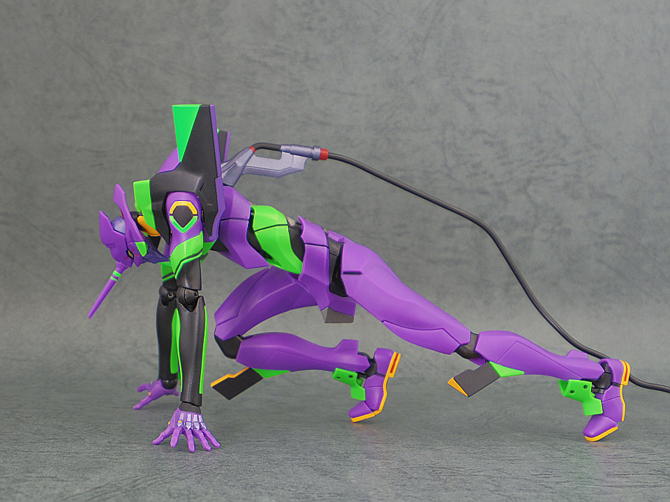 ROBOT魂 初号機リニューアル版61