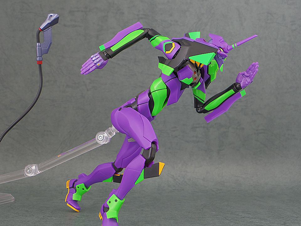 ROBOT魂 初号機リニューアル版62