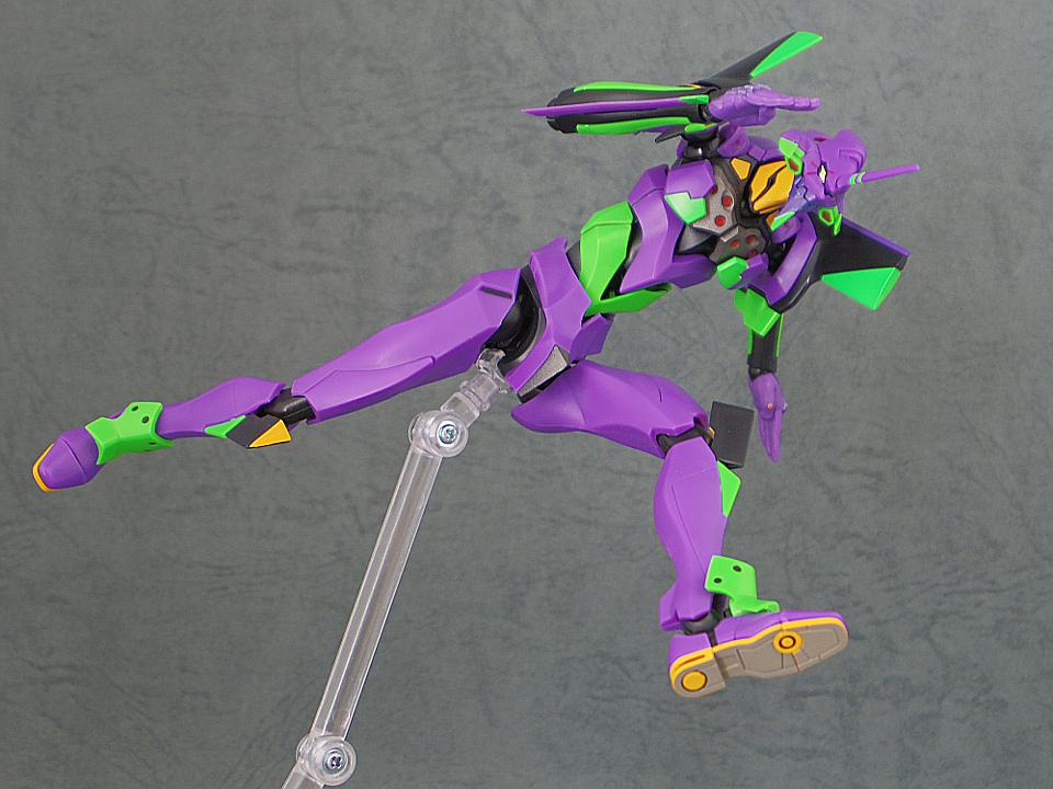 ROBOT魂 初号機リニューアル版63