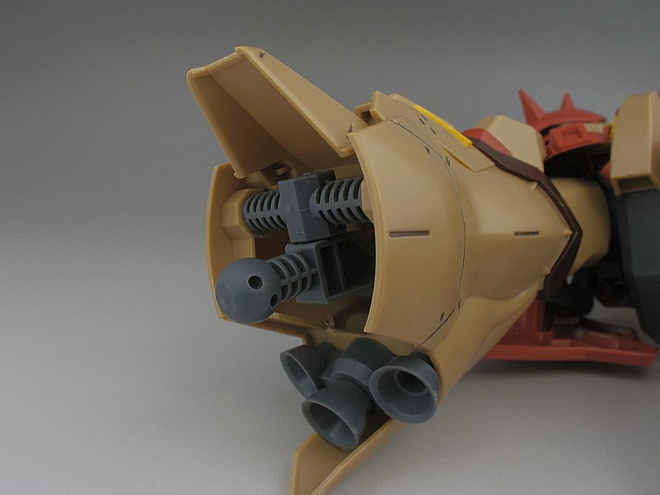 HGUC メッサーF48