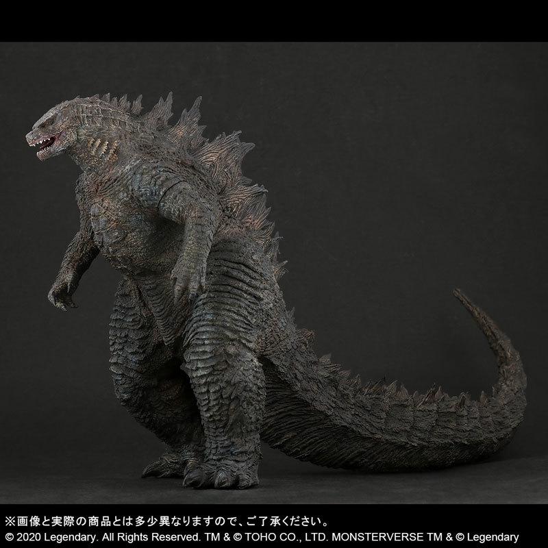 東宝大怪獣シリーズ ゴジラ(2019) 完成品フィギュアFIGURE-059239_01