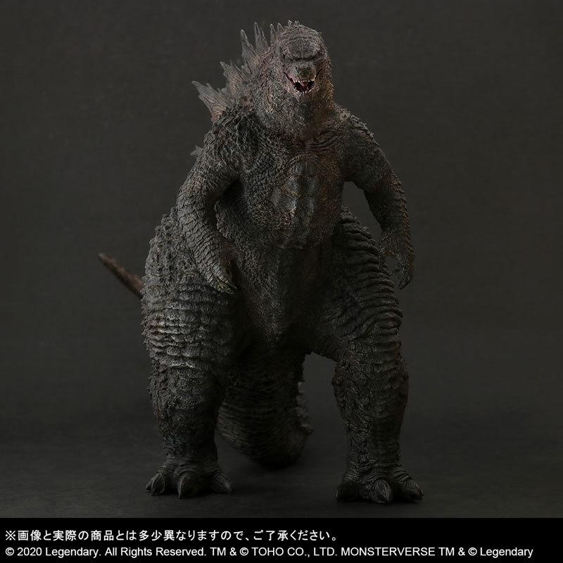 東宝大怪獣シリーズ ゴジラ(2019) 完成品フィギュアFIGURE-059239_02