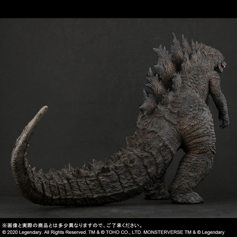 東宝大怪獣シリーズ ゴジラ(2019) 完成品フィギュアFIGURE-059239_04