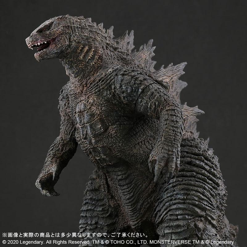 東宝大怪獣シリーズ ゴジラ(2019) 完成品フィギュアFIGURE-059239_05