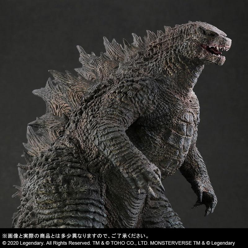 東宝大怪獣シリーズ ゴジラ(2019) 完成品フィギュアFIGURE-059239_06