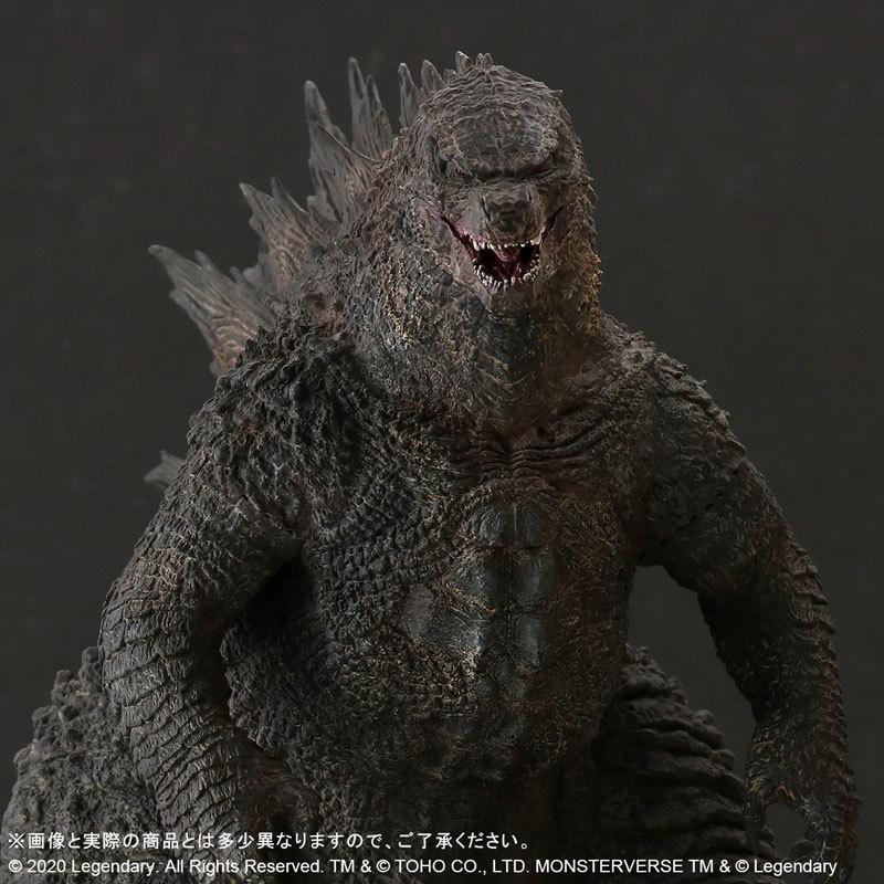 東宝大怪獣シリーズ ゴジラ(2019) 完成品フィギュアFIGURE-059239_08