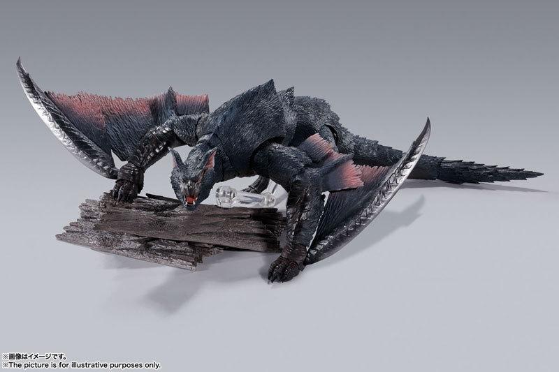 MonsterArts ナルガクルガFIGURE-059614_03