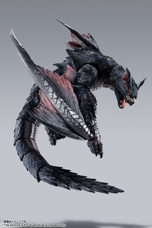 MonsterArts ナルガクルガFIGURE-059614_04