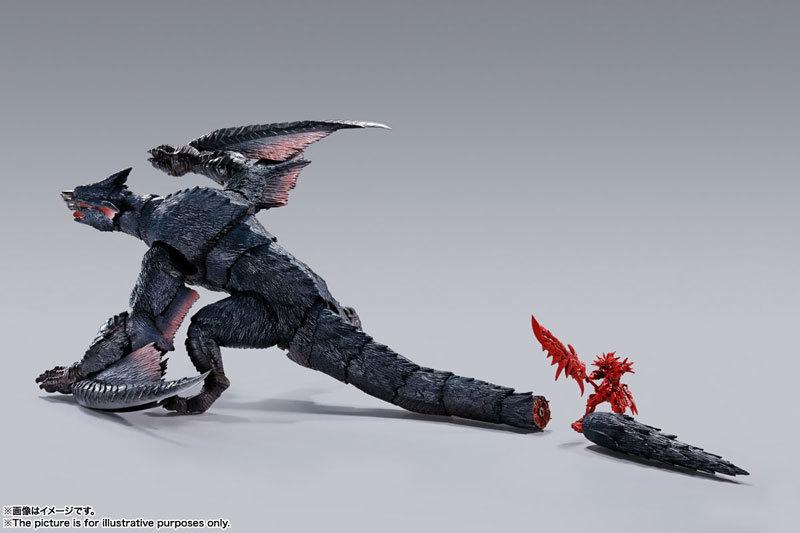 MonsterArts ナルガクルガFIGURE-059614_07