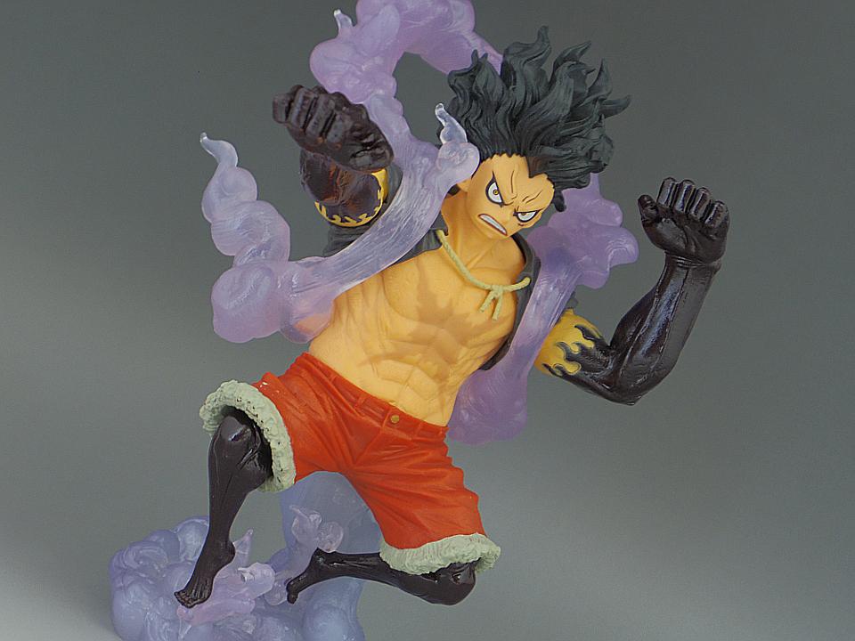 バンプレスト ワンピース KING OF ARTIST THE SNAKEMAN39
