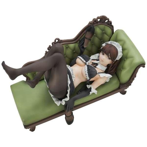 くろタイツDEEP『メイドのDEEPな誘惑』 完成品フィギュアFIGURE-058301