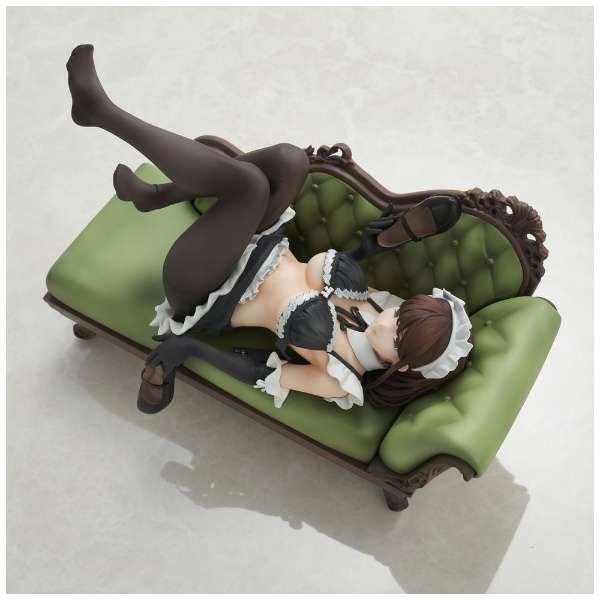 くろタイツDEEP『メイドのDEEPな誘惑』 完成品フィギュアFIGURE-058302