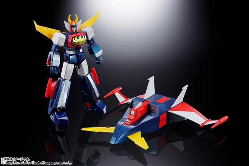 超合金魂 GX-66R 無敵ロボ トライダーG7FIGURE-059623_01