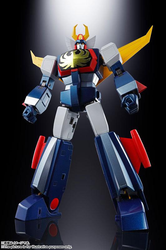 超合金魂 GX-66R 無敵ロボ トライダーG7FIGURE-059623_02