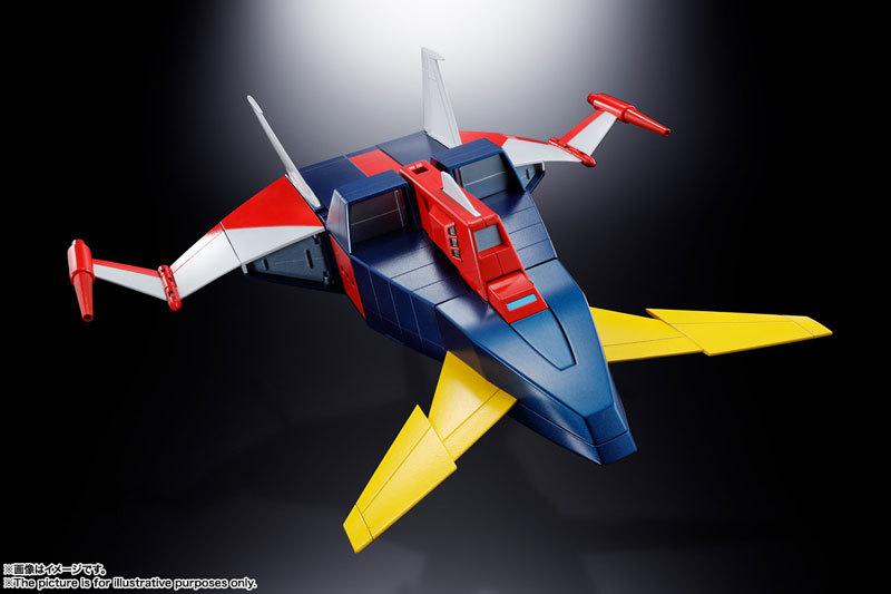 超合金魂 GX-66R 無敵ロボ トライダーG7FIGURE-059623_03