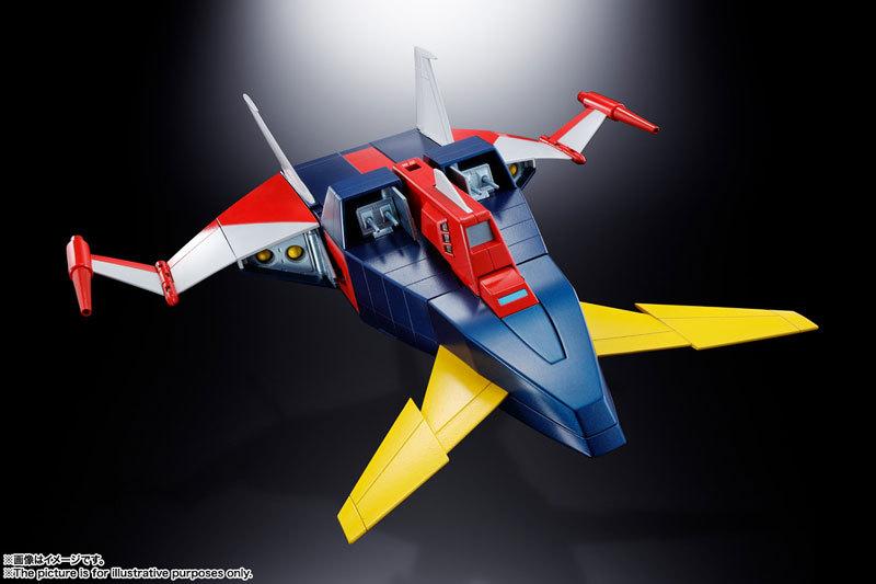 超合金魂 GX-66R 無敵ロボ トライダーG7FIGURE-059623_04